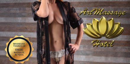 mature happy ending massage therapist