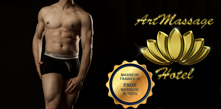 male masseur tantra therapy