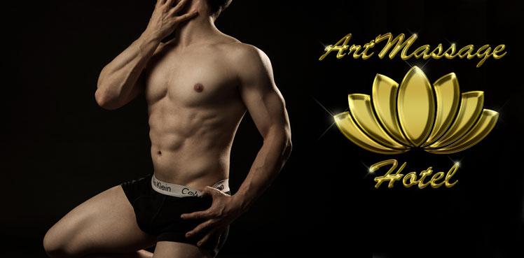 Male masseur in Barcelona