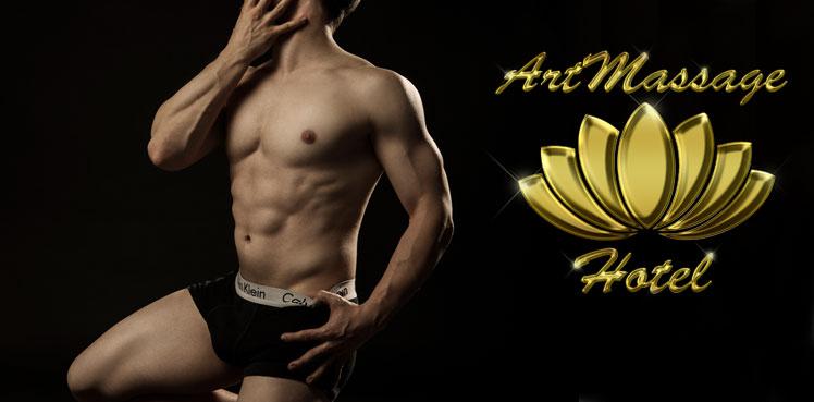 Male masseur in Barcelona